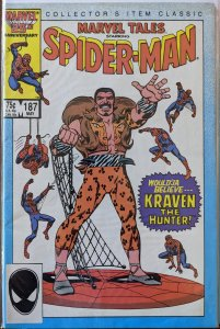 Marvel Tales #187 (1986)