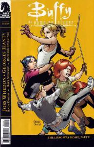 Buffy the Vampire Slayer Season Eight #2A VF/NM; Dark Horse | save on shipping -