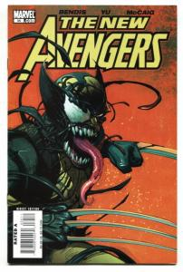 New Avengers #35 1st Venomized cover- Wolverine VF/NM