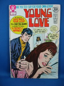 YOUNG LOVE 88 VG+ 1971