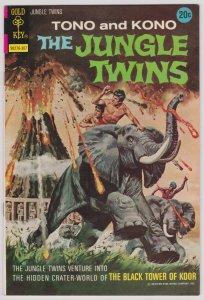 Jungle Twins #6 (F-VF) Bronze Age 1972