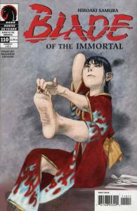 Blade of the Immortal #110 VF/NM; Dark Horse | save on shipping - details inside