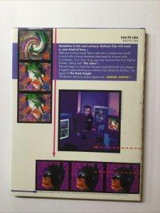 Batman Digital Justice Oversized Tpb Near Mint- Nm- 9.2 Dc Comics