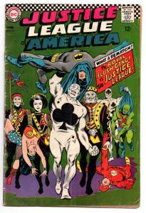 Justice League of America #54 (Jun 1967, DC) - Good