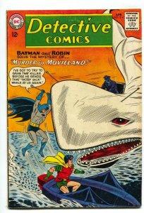 DETECTIVE COMICS #314-1963-BATMAN-DC SILVER AGE-VG