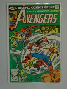 Avengers #207 Direct edition 6.0 FN (1981 1st Series)