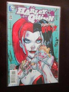 Harley Quinn (2013) #23C - VF - 2016 - 1:25 Variant