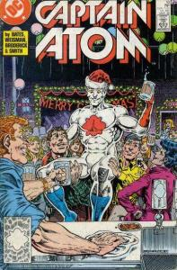 Captain Atom (1987 series) #13, NM- (Stock photo)