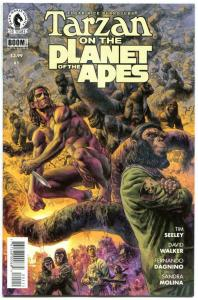 TARZAN on the PLANET of the APES  #1 2 3 4 5, NM, 2016, Jungle, Seeley, 1-5 set