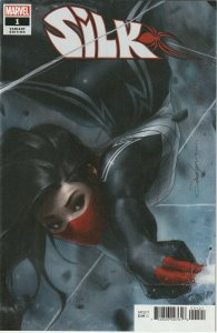 Silk # 1 of 5 Jee-Hyung Lee Variant Cover NM Marvel