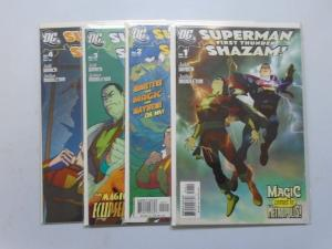 DC Superman Set: # 1-4 8.0 VF (2005)