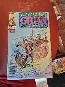 Sergio Aragonés Groo the Wanderer #15 (1986)