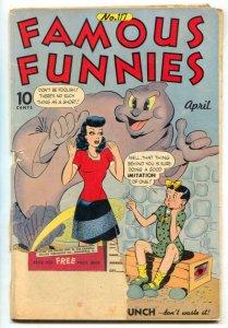 Famous Funnies #117 1944- Scarlett O'Neil- Buck Rogers G-