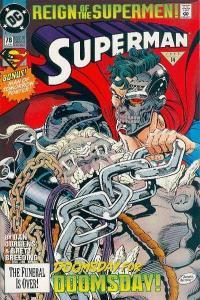 Superman (1987 series) #78, NM (Stock photo)