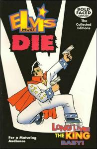 Elvis Must Die TPB #1 VF/NM; Bold Faced   save on shipping - details inside