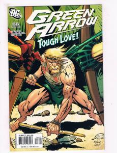 Green Arrow #66 NM DC Comics Comic Book JLA 2006 DE28