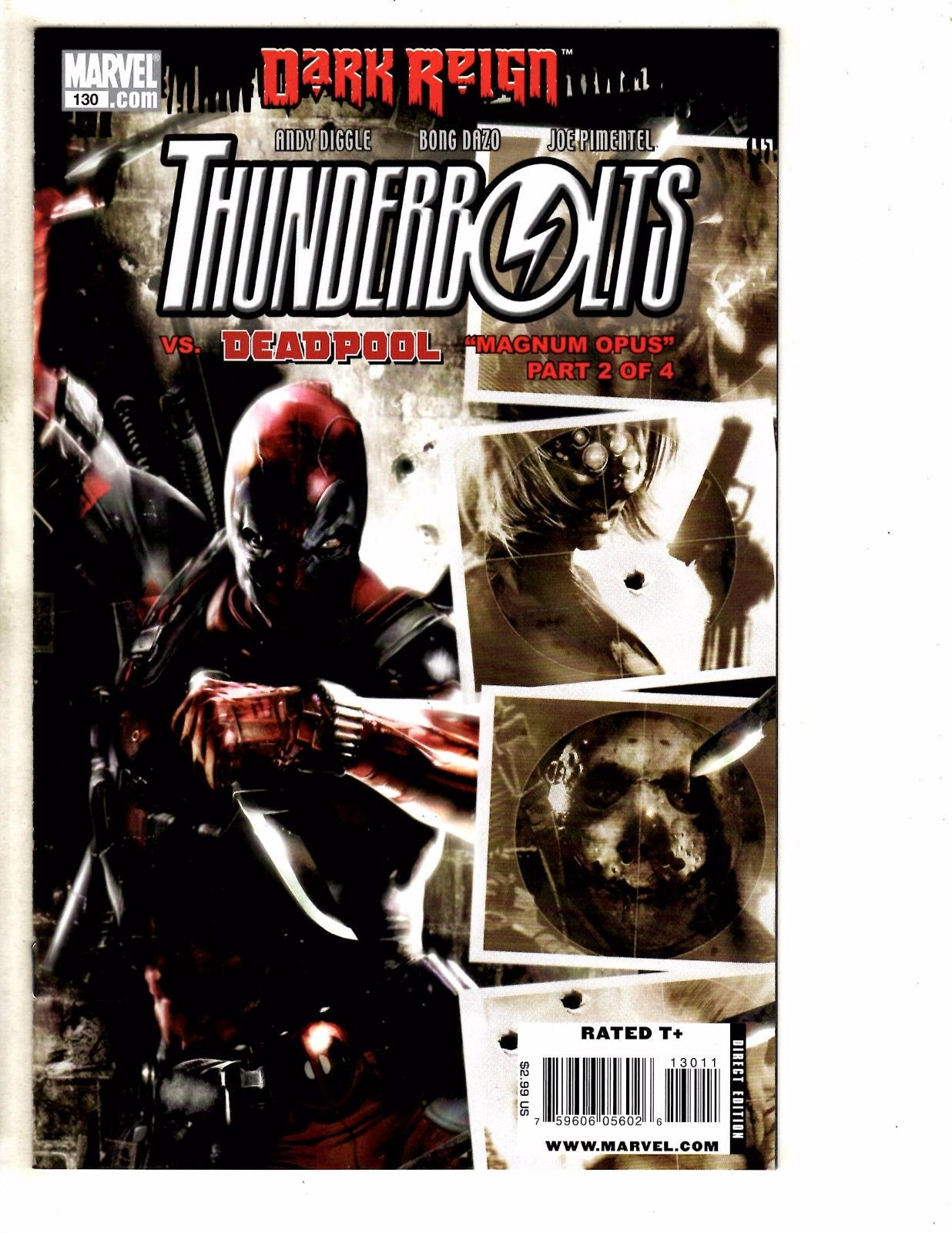 Deadpool #13  Marvel Comic Book 2013  Nm  1st print