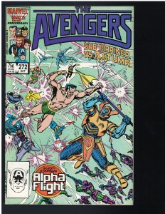 Avengers #272 (Marvel, 1986) NM