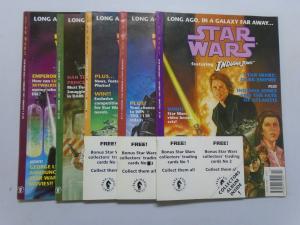 Star Wars Featuring Indiana Jones (Dark Horse International) Set:#1-5, 6.0- 1992