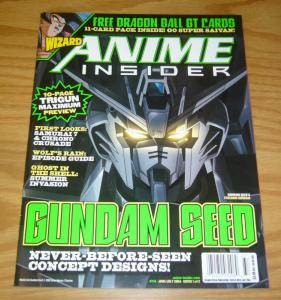 Anime Insider #14A VF/NM; Wizard | save on shipping - details inside