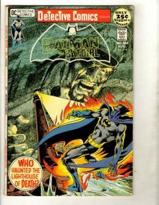 Detective Comics # 414 FN- DC Comic Book Feat. Batman Gotham Joker Robin GK1