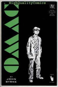 OMAC #2, NM+, John Byrne, 1991, One Man Army Corps