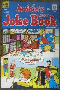 ARCHIE'S JOKE BOOK  #135 (Archie,4/1969) VERY FINE (VF)