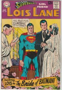 Superman's Girlfriend Lois Lane #89 (Jan-69) VF/NM High-Grade Superman, Lois ...