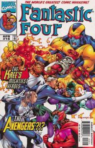 Fantastic Four (Vol. 3) #16 VF/NM; Marvel | save on shipping - details inside