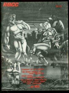 Rocket's And Blast Comicollector #143 1978-WOLVERTON-DITKO- DON ROSA