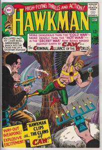 Hawkman #10 (Nov-65) VF+ High-Grade Hawkman