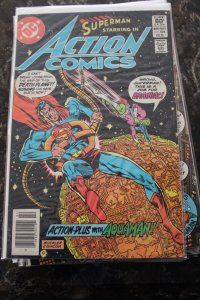 Action Comics #528 (DC, 1982) Condition: VF/NM