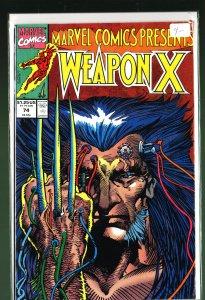 Marvel Comics Presents #74 (1991)