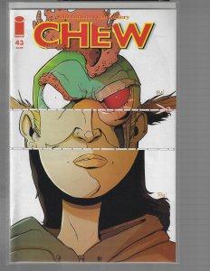 Chew #43 (Image, 2013)