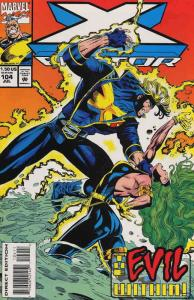 X-Factor #104 VF/NM; Marvel | save on shipping - details inside