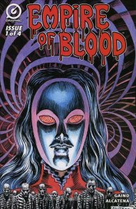 Empire Of Blood #1 VF/NM; Graphic India   save on shipping - details inside