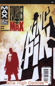 PUNISHERMAX (PUNISHER MAX) (2009 Series) #1 Near Mint Comics Book