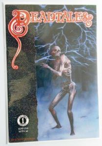 Deadtales #1, 8.0/VF (1991)