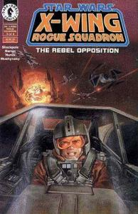 Star Wars: X-Wing Rogue Squadron #3 VF/NM; Dark Horse | save on shipping - detai