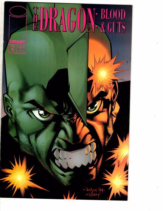 4 Image Comics The Dragon Bloo...