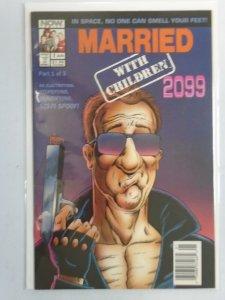 Al Bundy in Married With Children 2099 #1 6.0 FN (1993)