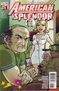American Splendor (Vol. 2) #1 VF/NM; DC/Vertigo | save on shipping - details ins