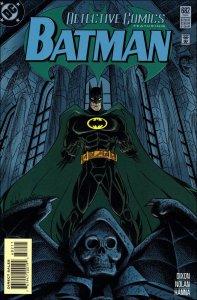 DC DETECTIVE COMICS (1937 Series) #682 NM
