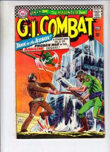 G.I. Combat #117 (May-66) VF- High-Grade The Haunted Tank