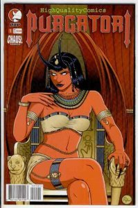 PURGATORI #1, NM+, Vampire, Good Girl, 2005, Devils Due, more Femmes in store