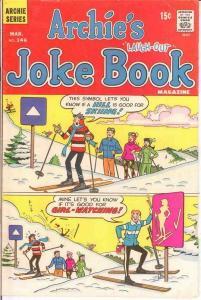 ARCHIES JOKE BOOK (1954-1982)146 F Mar. 1970 COMICS BOOK