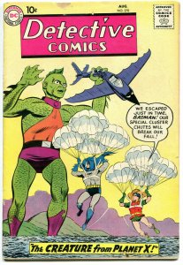 DETECTIVE COMICS #270, VG, Bob Kane, Caped Crusader, 1937 1959, more in store