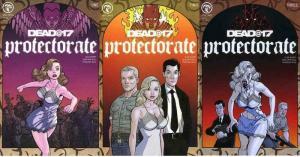 DEAD@17 PROTECTORATE (2005 VIPER) 1-3  prequel!