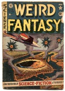 Weird Fantasy #11 1952- EC Golden Age- reading copy