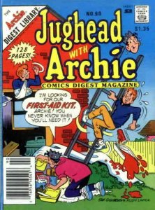 Jughead with Archie Digest Magazine #90 (Newsstand) VG; Archie | low grade comic